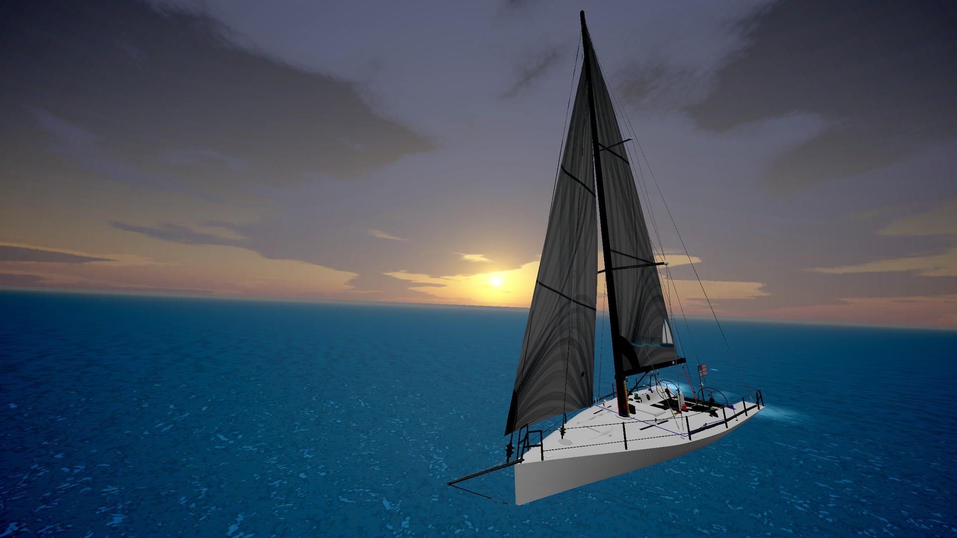 Oculus Quest 游戏《Big Breezy Boat》帆船模拟2插图