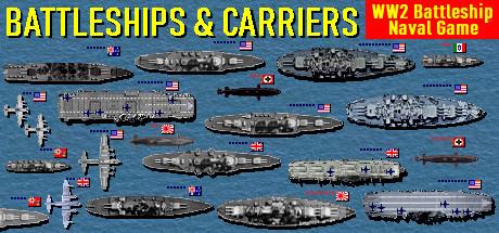 Battleships And Carriers Ww2 Battleship Game Appid 959200 Steamdb