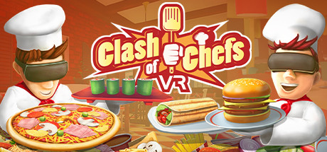 Clash of Chefs VR Cover Image