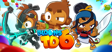 Bloons TD 6 Cover Image