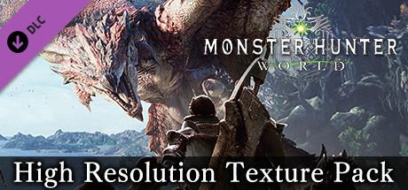 Monster Hunter World High Resolution Texture Pack Sur Steam