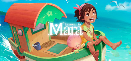 Summer in Mara Cover Image
