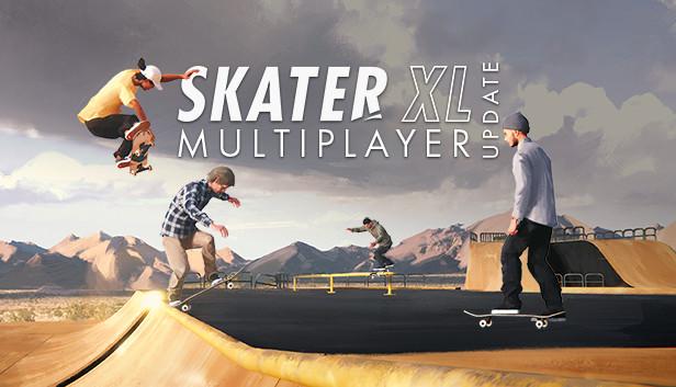 Skater XL - The Ultimate Skateboarding Game no Steam