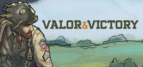 Valor amp Victory Capa