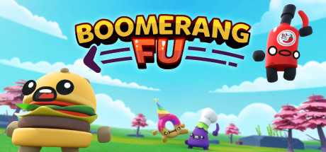 Boomerang Fu Cover Image