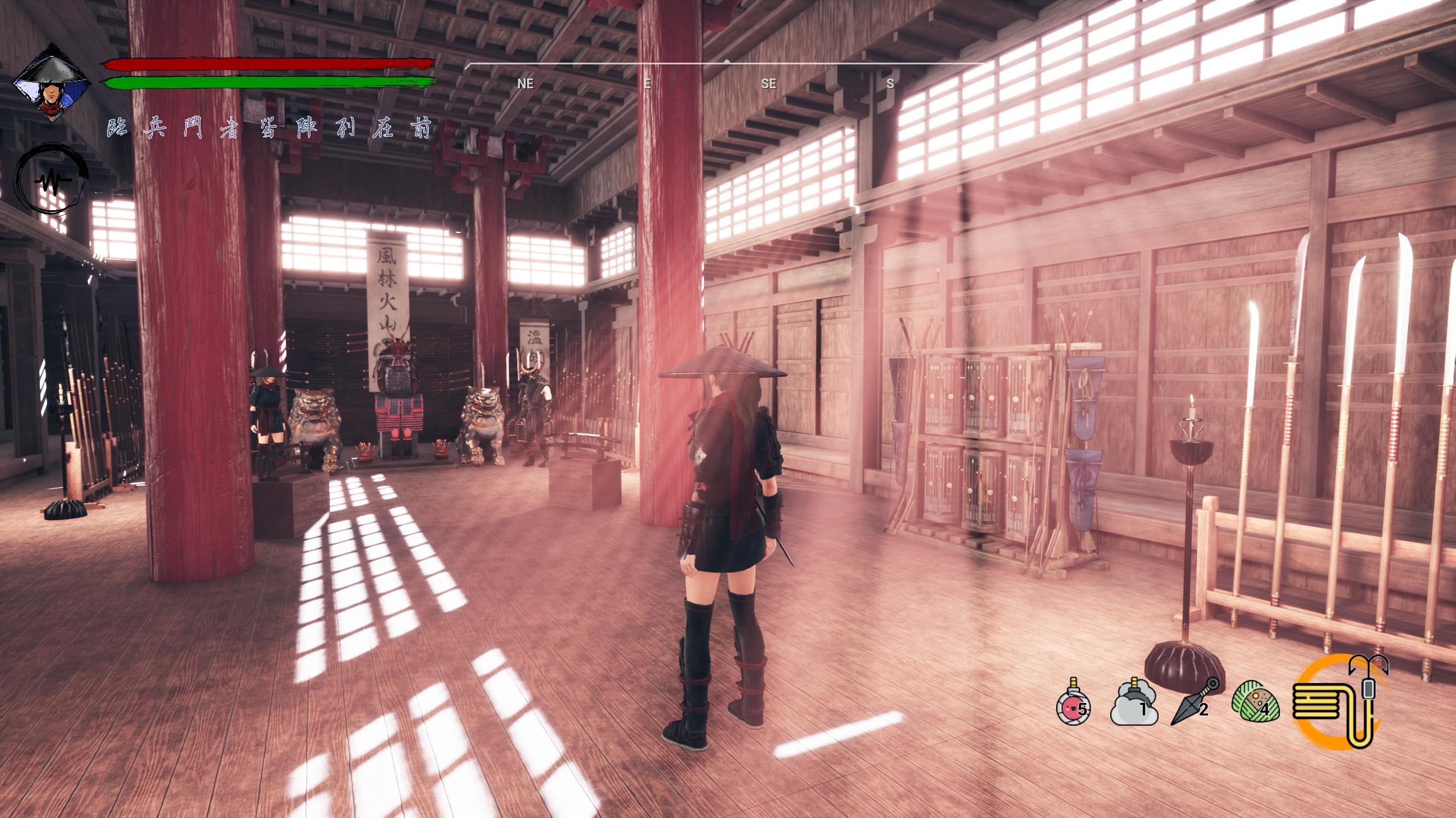 Tale of Ninja Fall of the Miyoshi Free Download