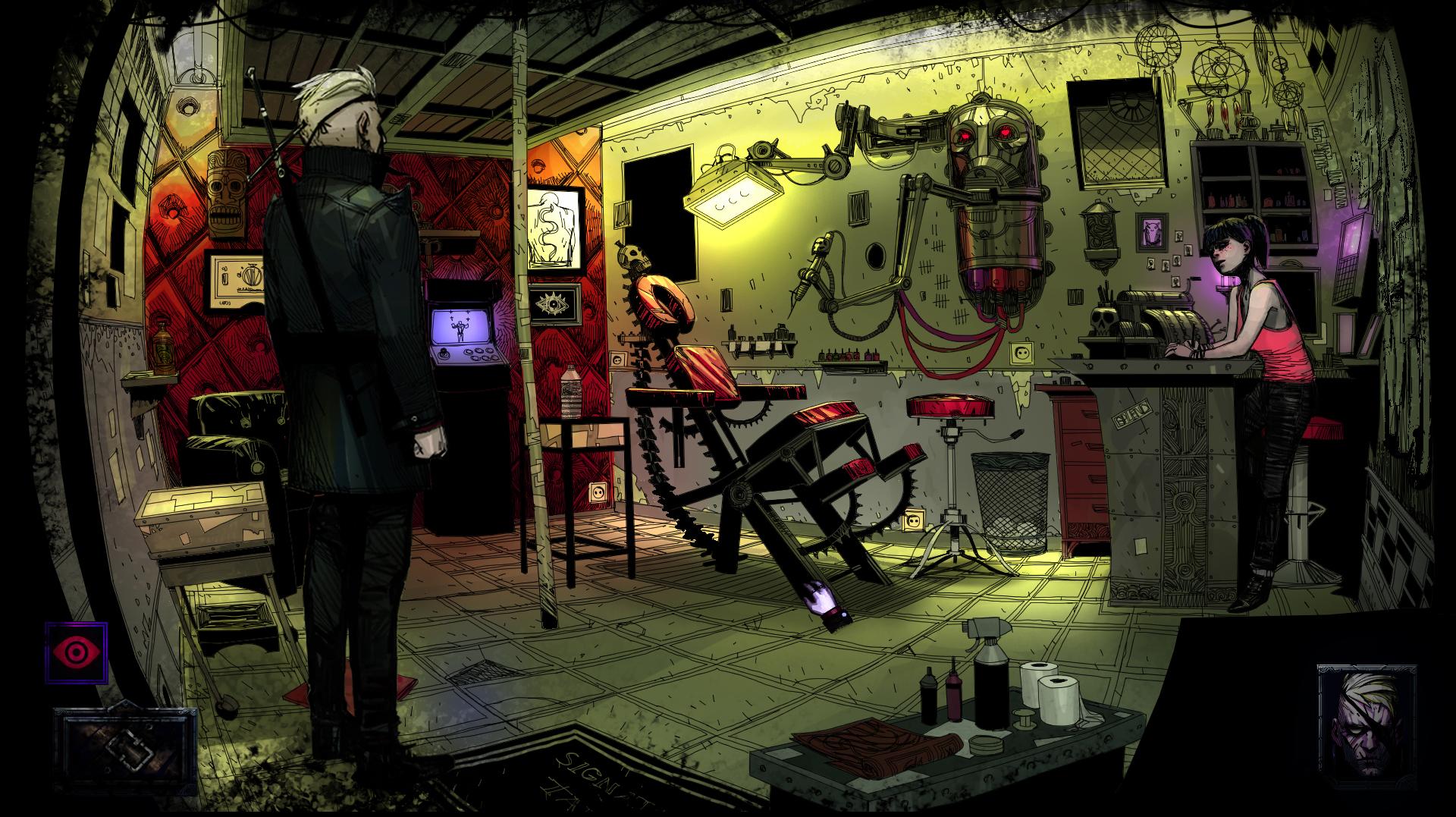 The Blind Prophet screenshot 3