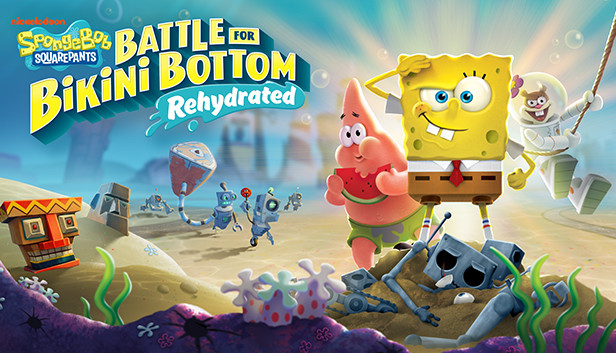 SpongeBob SquarePants: Battle for Bikini Bottom - Rehydrated on Steam