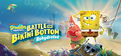 SpongeBob SquarePants: Battle for Bikini Bottom - Rehydrated Cover Image