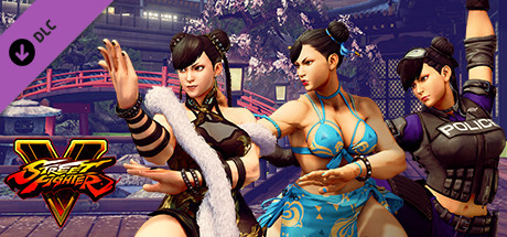 Street Fighter V Akiman Costumes Bundle Appid 971260 Steamdb