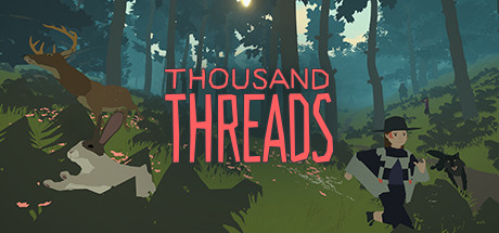 Thousand Threads Capa