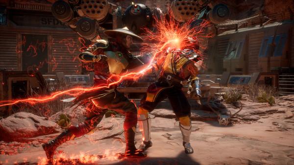 Mortal Kombat 11 Steam Key 2