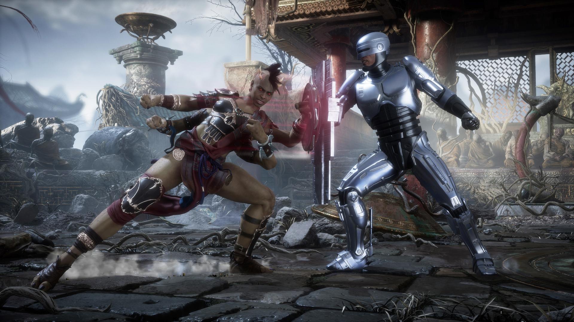 Mortal Kombat 11 [RePack] [2019|Rus|Eng|Multi13]