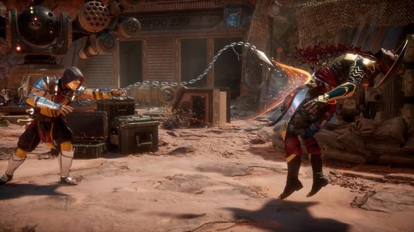 Mortal Kombat 11 Steam Key 3