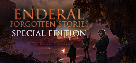 Enderal Forgotten Stories Special Edition Capa