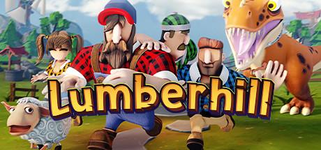 Lumberhill [PT-BR] Capa
