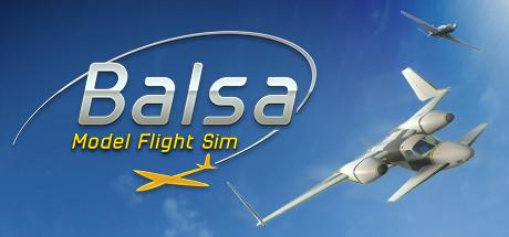Balsa Model Flight Simulator Capa