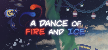 A Dance of Fire and Ice Cover Image