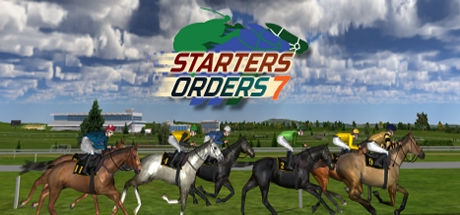 Starters Orders 7 Horse Racing Cover Image