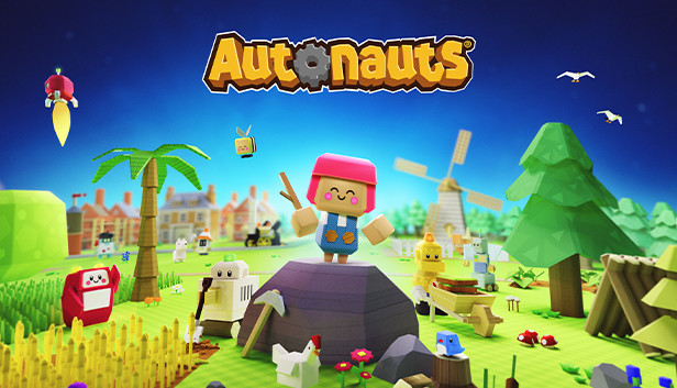 Autonauts no Steam