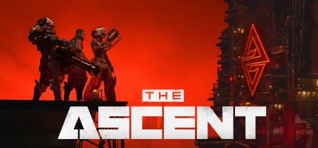 The Ascent [PT-BR] Capa