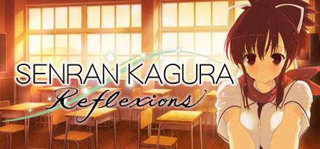 SENRAN KAGURA Reflexions Cover Image
