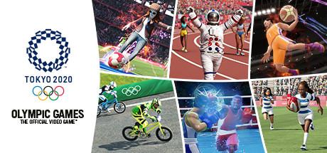 Jogos Olmpicos de Tokyo 2020  O jogo oficial [PT-BR] Capa