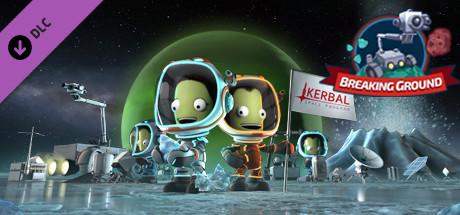 Kerbal Space Program Breaking Ground Expansion [PT-BR] Capa