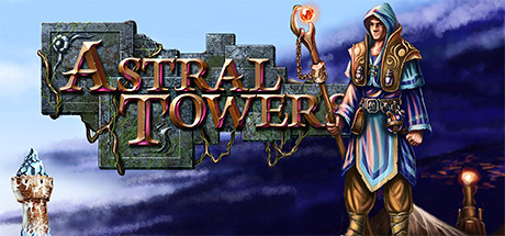 Astral Towers Capa