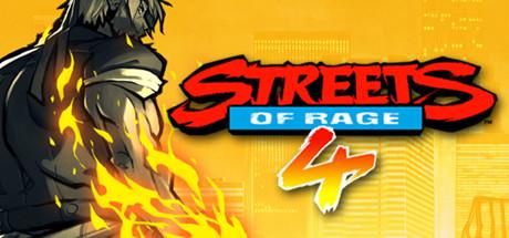Streets of Rage 4 Free Download v05g Rev 11096
