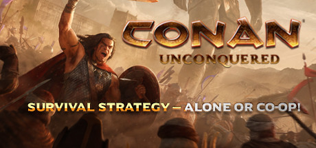 Conan Unconquered Cover Image
