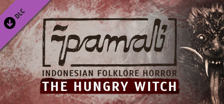 Pamali Indonesian Folklore Horror  The Hungry Witch Capa