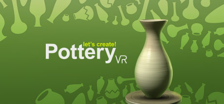 Let's Create! Pottery VR Cover Image