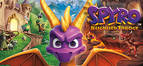 Spyro™ Reignited Trilogy Cover Image
