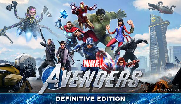 Marvel's Avengers on Steam