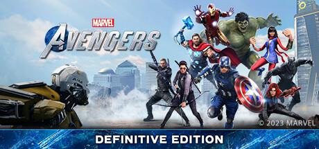 Marvels Avengers [PT-BR] Capa