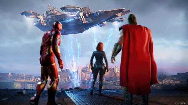 Marvel's Avengers Steam Key 3