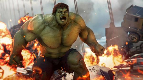 Marvel's Avengers Steam Key 1