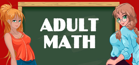 Adult Math Cover Image