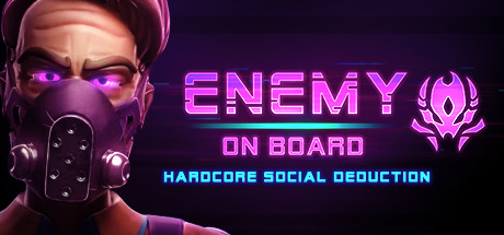 Enemy On Board Cover Image