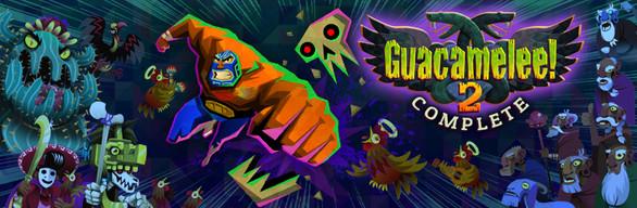 Guacamelee! 2 Complete