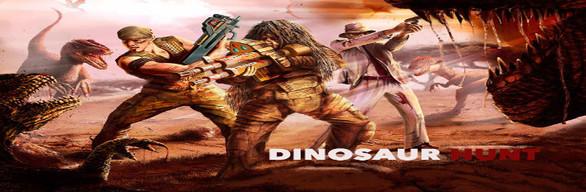 Dinosaur Hunt XXL Edition