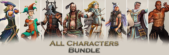 All Characters Bundle
