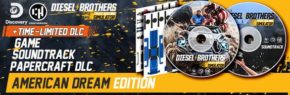 Diesel Brothers: American Dream Edition