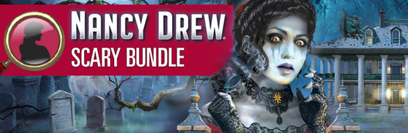 Nancy Drew®: Scary Bundle