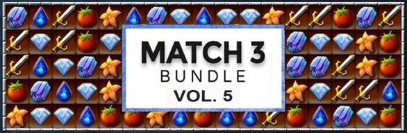 MATCH3 BUNDLE (VOL. 5)