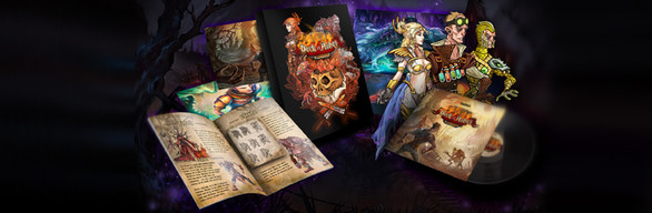 Deck of Ashes: Deluxe Collections