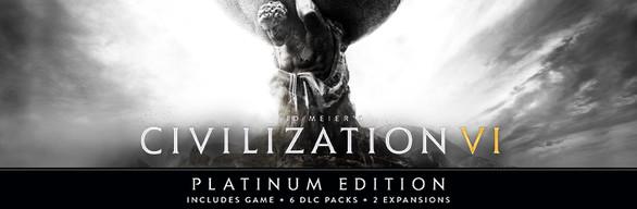 Sid Meier's Civilization VI : Platinum Edition