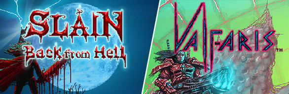 Valfaris and Slain: Back From Hell Bundle