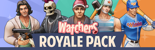 Watchers Royale Pack